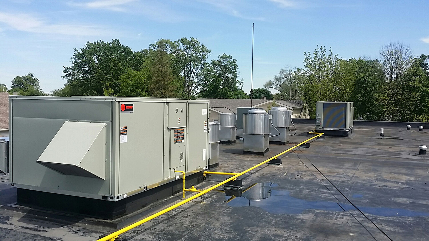 Trane-Commercial-Rooftop-HVAC