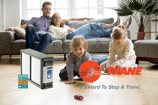 Trane® CleanEffects™ Whole-Home Air Filtration